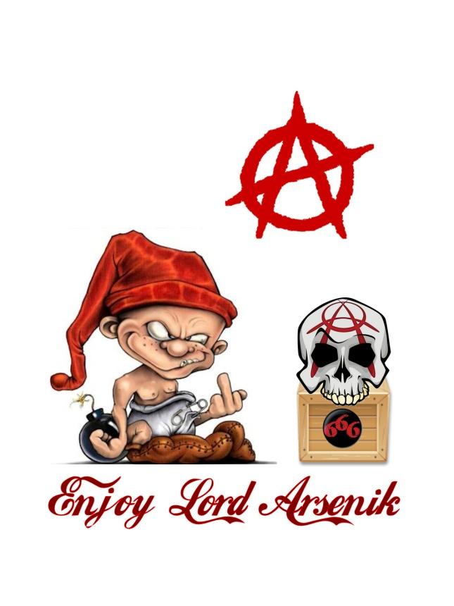 Enjoy Lord Arsenik