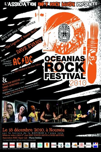Oceania Rock Festival