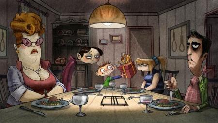 La Famille Tuvache