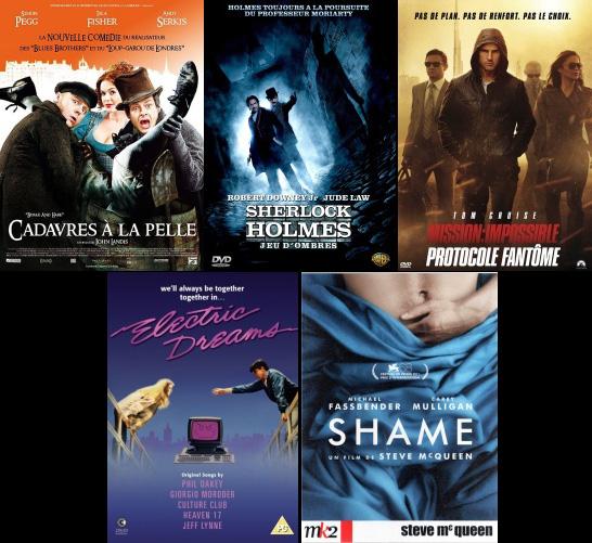 Films en vrac
