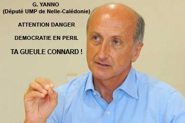 G. Yanno - Ta gueule !