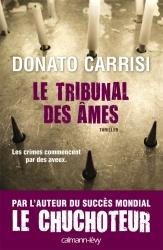 D. Carrisi - Le Tribunal Des Ames