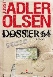 J. Adler-Olsen - Dossier 64
