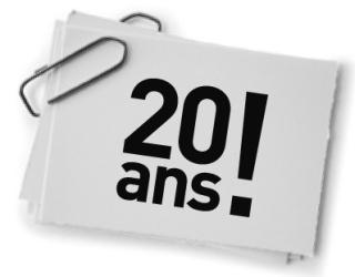 20 ans