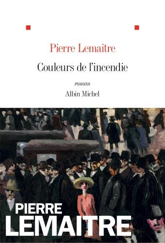 P. Lemaitre - Couleurs de l'incendie