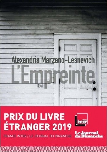 A. Marzano-Lesnevich - L'Empreinte