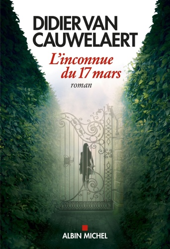 D. Van Cauwelart - l'inconnue du 17 mars