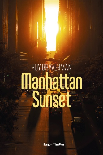 R. Braverman - Manhattan sunset