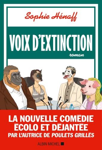S. Hénaff - Voix d'extinction