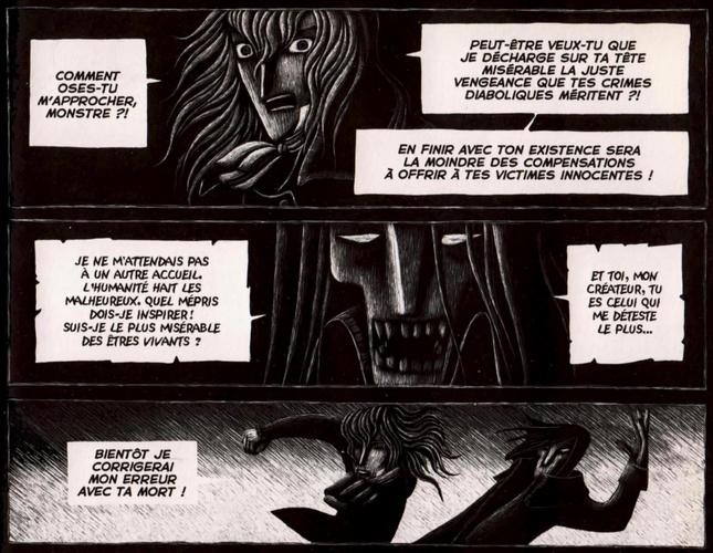 Frankenstein - Extrait